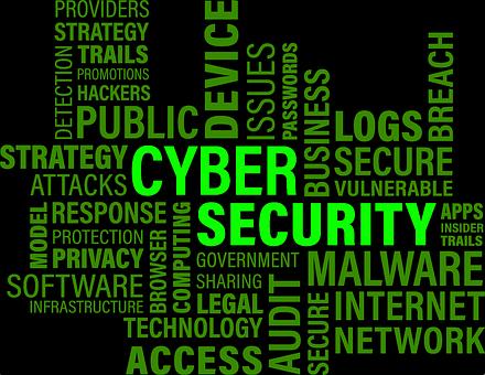 Cybersecurity pixabay