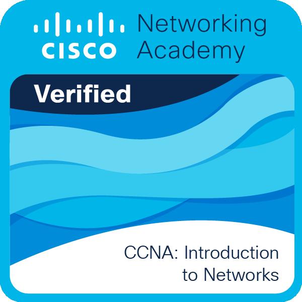 CCNA ITN badge